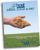 Host Green Cleaning Brochure